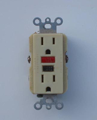 Figure 11.16. Ground Fault Circuit Interruptor