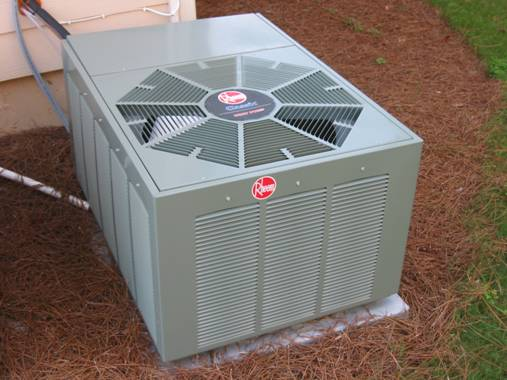 Figure 12.21. External Air-conditioning Condenser Unit
