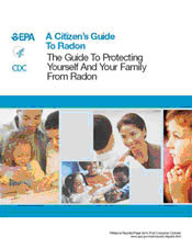 Image of EPA publication A Citizens Guide to Radon