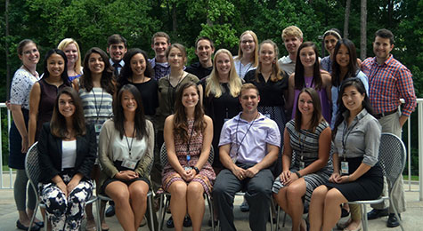 2016 CDC Summer Interns