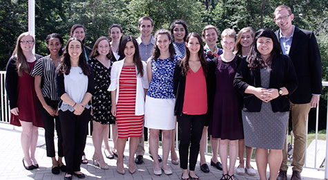 2017 CDC Summer Interns