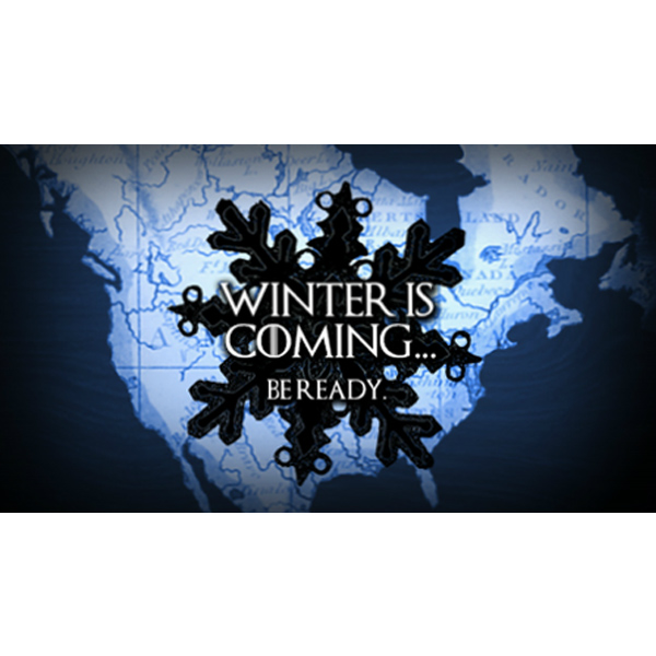 Winter is coming. Send eCards to your friends and family, and help them stay safe in winter weather.