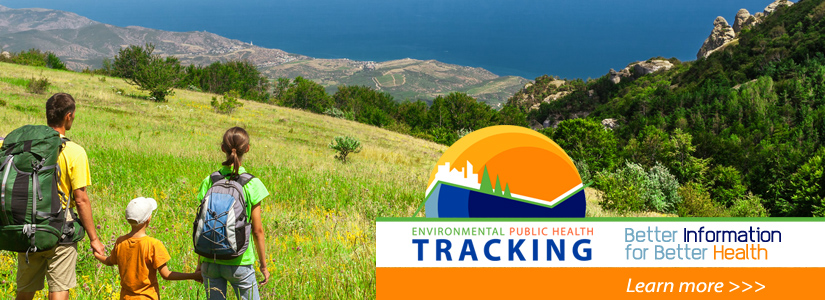 Family Hiking - Environmental Public Health Tracking - Better Information for Better Health