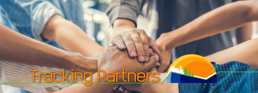 Tracking Partners - Hands coming together