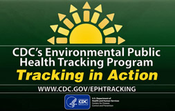 CDC's Environmental Public Health Tracking Program - Tracking in Action Video Series