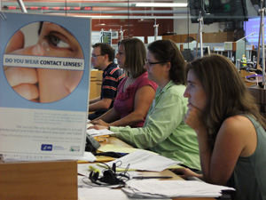 Investigation of a multi-state outbreak of eye infections caused by Acanthamoeba in CDC's Emergency Operations Center