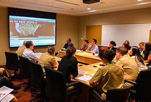 Outbreak Response and Prevention Branch - Outbreak Response Team meeting