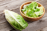 Romaine lettuce involved in E. coli outbreak.