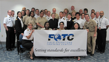 Group picture at the FOTC kick-off.
