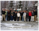 Arctic Investigations Program staff.