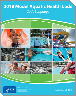 cover of the 2018 model aquatic health code