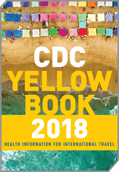 Cover of Yellow Book 2018