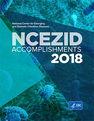 PDF cover of NCEZID 2018 Accomplishments
