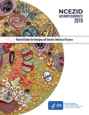 NCEZID Accomplishments 2019 cover