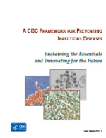 thumbnail of the cover for CDC's Infectious Disease Framework