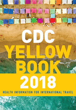 Image of the CDC Yellow Book 2018