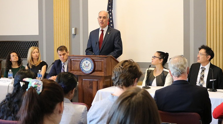 Congressional briefing highlights success of Antimicrobial Resistance (AMR) Challenge