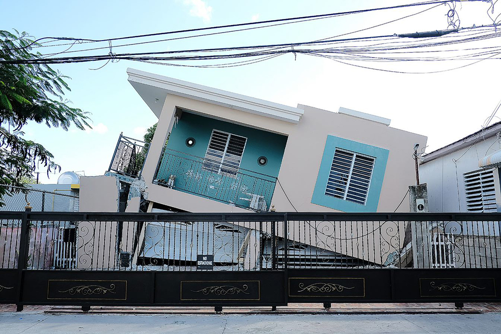 A house in Puerto Rico