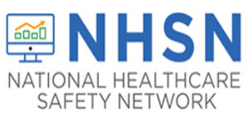 National Healthcare Safety Network logo