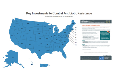 image of Antibiotic Resistance (AR) Investment Map