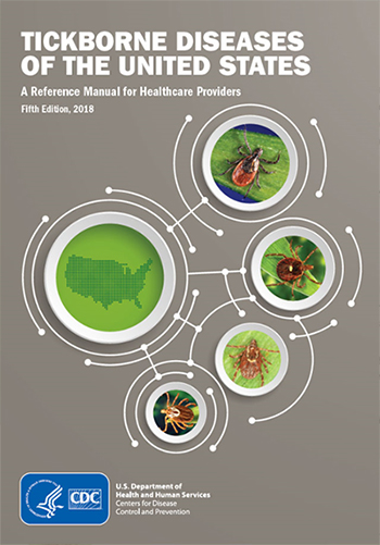 Thumbnail image of cover for Tickborne Diseases Manual