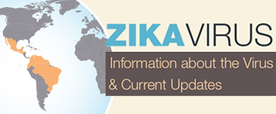 visual%20of a globe with words - Zika Virus Information about the virus & current updates