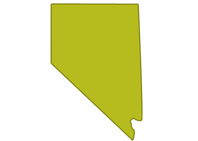 outline of nevada