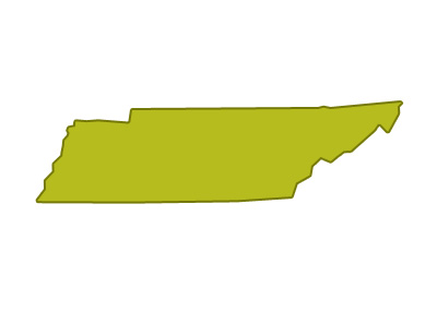 outline of tennessee