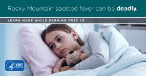 Rocky Mountain spotted fever (RMSF) training module