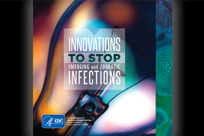 Thumbnail image of the cover for new document: Innovations to Stop Infections