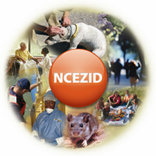 A collage of the kind of work conducted by the National Center for Emerging and Zoonotic Infectious Diseases.