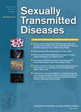 Sexually Transmitted Disease, and Tuberculosis Prevention cover
