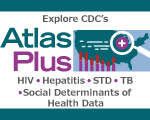 The NCHHSTP Atlas is an interactive tool that provides CDC an effective way to disseminate HIV, Viral Hepatitis, STD and TB data, while allowing users to observe trends and patterns by creating detailed reports, maps, and other graphics. Find out more! https://www.cdc.gov/nchhstp/atlas/