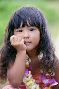Photo of Hawaiian girl