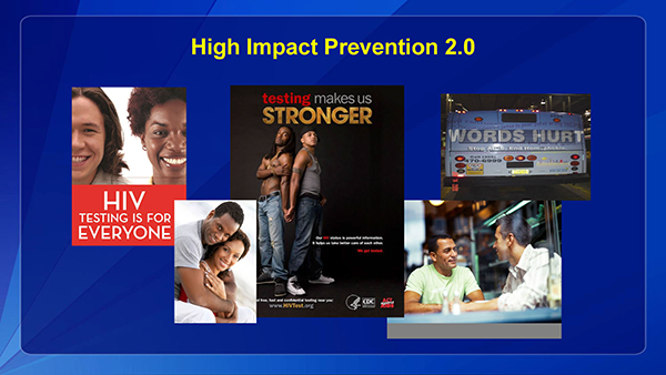 High Impact Prevention 2.0