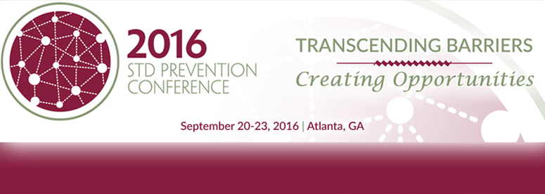 STD Prevention Conference 2016