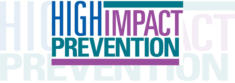 High-Impact Prevention logo