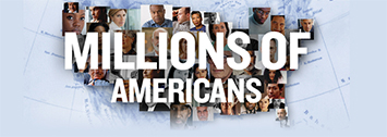 Millions of Americans