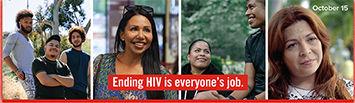 National Latinx AIDS Awareness Day October 15