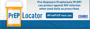 PrEP Provider Directory and Locator Widget