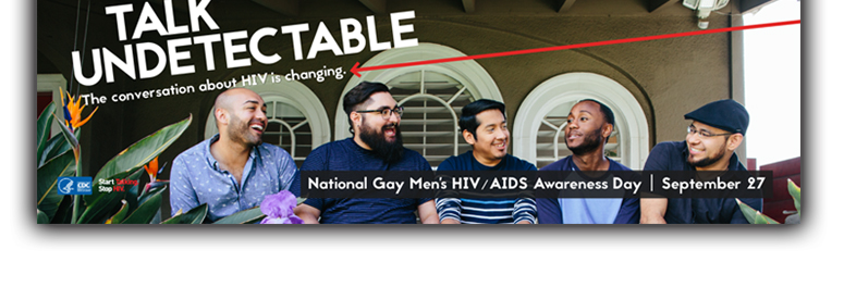 National Gay Men's HIV/AIDS Awareness Day, September 27