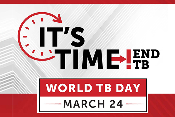 World TB Day 2020 - March 24