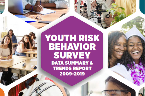 Youth Risk Behavior Survey Data Summary & Trends Report: 2009-2019