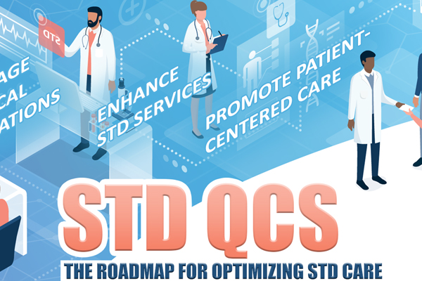 STD QCS - The roadmap for optimizing STD care