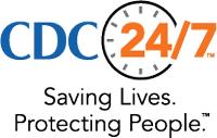 CDC 24/7. Saving Lives. Protecting People.