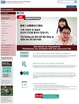 Know Hepatitis B website