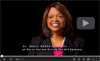 Watch Dr. Donna McCree, Associate Director for Health Equity