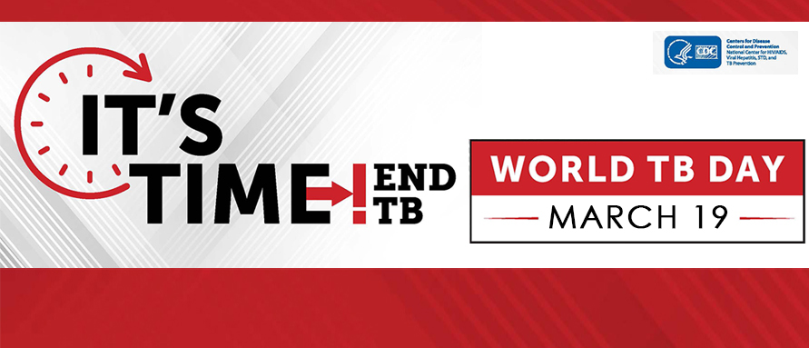World TB Day - MARCH 19, 2020