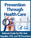 NCHHSTP's Prevention Through Health Care Web site