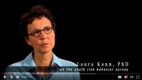 Youth Behaviors and HIV Risk with Dr. Laura Kann